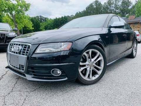 2010 Audi S4 for sale at Classic Luxury Motors in Buford GA