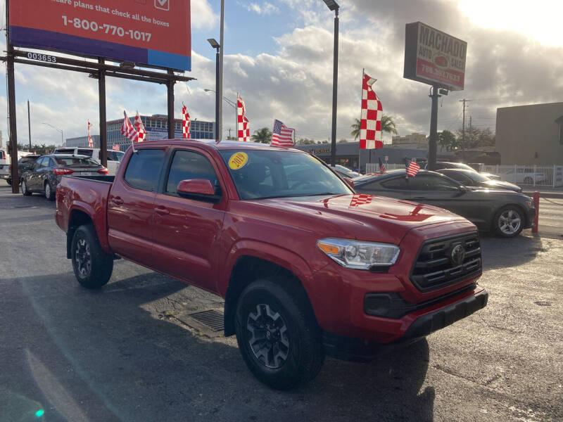 2019 Toyota Tacoma for sale at MACHADO AUTO SALES in Miami FL