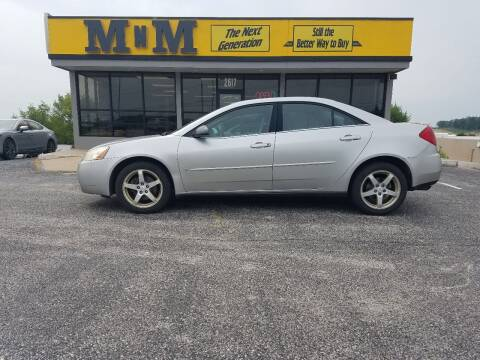 2007 Pontiac G6 for sale at MnM The Next Generation in Jefferson City MO