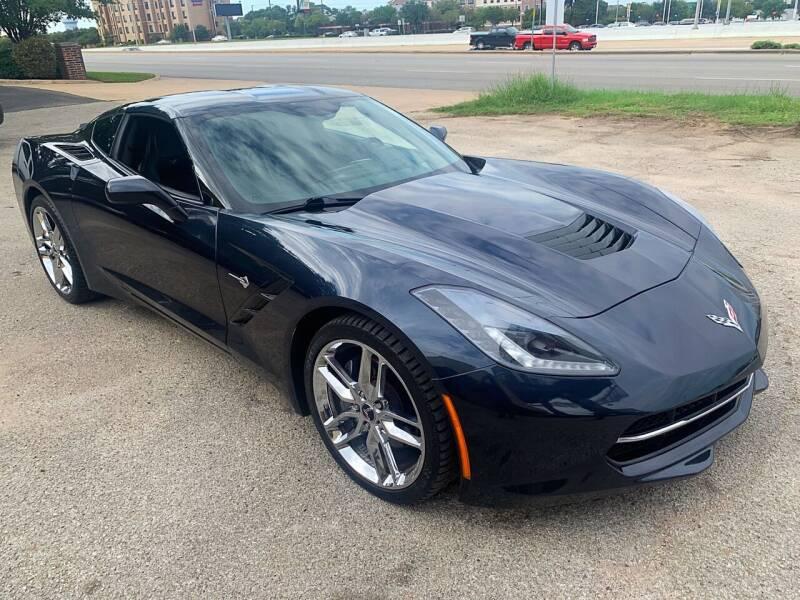 2014 Chevrolet Corvette for sale at Austin Direct Auto Sales in Austin TX