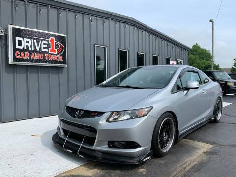 2013 Honda Civic for sale at Drive 1 Car & Truck in Springfield OH