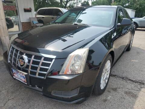 2012 Cadillac CTS for sale at New Wheels in Glendale Heights IL