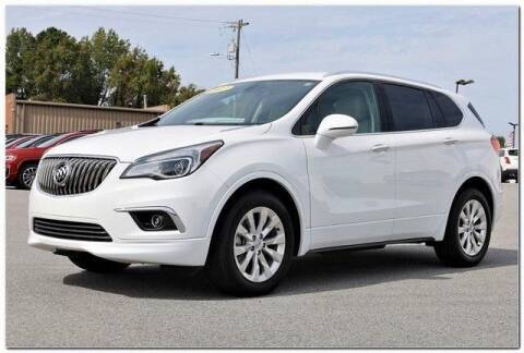 2017 Buick Envision for sale at WHITE MOTORS INC in Roanoke Rapids NC