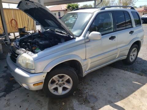 2003 Suzuki Grand Vitara for sale at KK Car Co Inc in Lake Worth FL