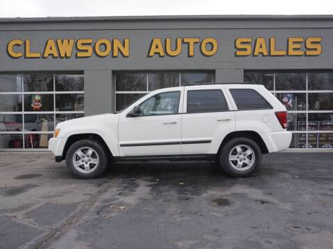 2007 Jeep Grand Cherokee for sale at Clawson Auto Sales in Clawson MI