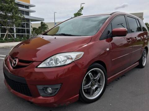 2008 Mazda MAZDA5 for sale at Zak Motor Group in Deerfield Beach FL