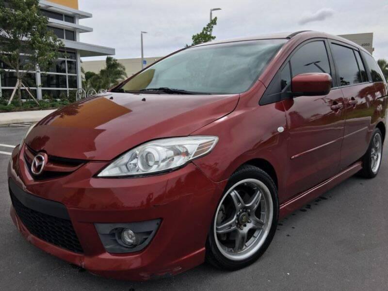 2008 Mazda MAZDA5 for sale at Zak Motor Group in Deerfield Beach FL