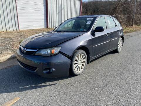 2011 Subaru Impreza for sale at ASAP Car Parts in Charlotte NC