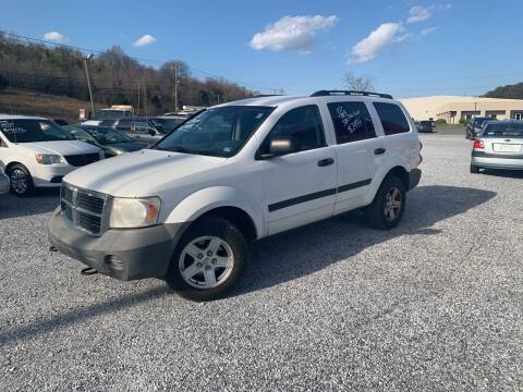 2007 Dodge Durango for sale at Bailey's Auto Sales in Cloverdale VA
