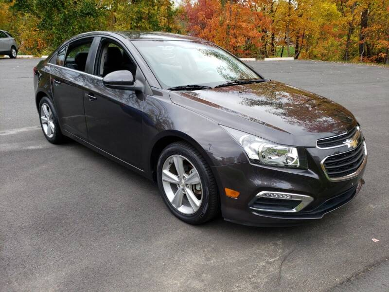 2016 Chevrolet Cruze Limited for sale at KLC AUTO SALES in Agawam MA