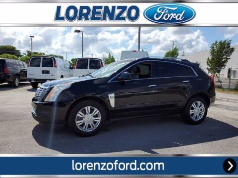 2015 Cadillac SRX for sale at Lorenzo Ford in Homestead FL