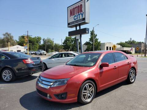 2010 Ford Fusion for sale at Motor City Sales in Wichita KS