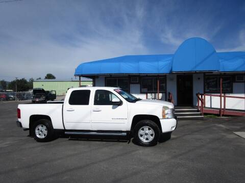 2009 Chevrolet Silverado 1500 for sale at Jim's Cars by Priced-Rite Auto Sales in Missoula MT