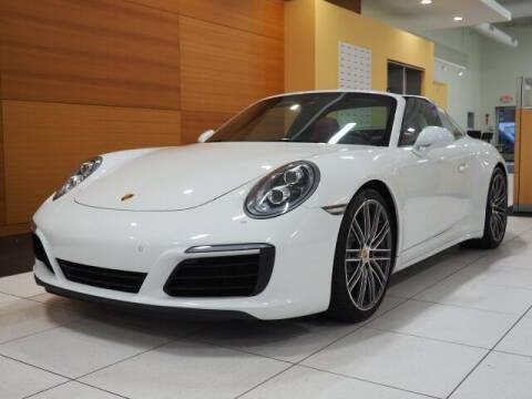 2017 Porsche 911 for sale at PORSCHE OF NORTH OLMSTED in North Olmsted OH
