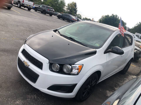 2014 Chevrolet Sonic for sale at Auction Buy LLC in Wilmington DE