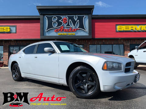 2010 Dodge Charger for sale at B & M Auto Sales Inc. in Oak Forest IL