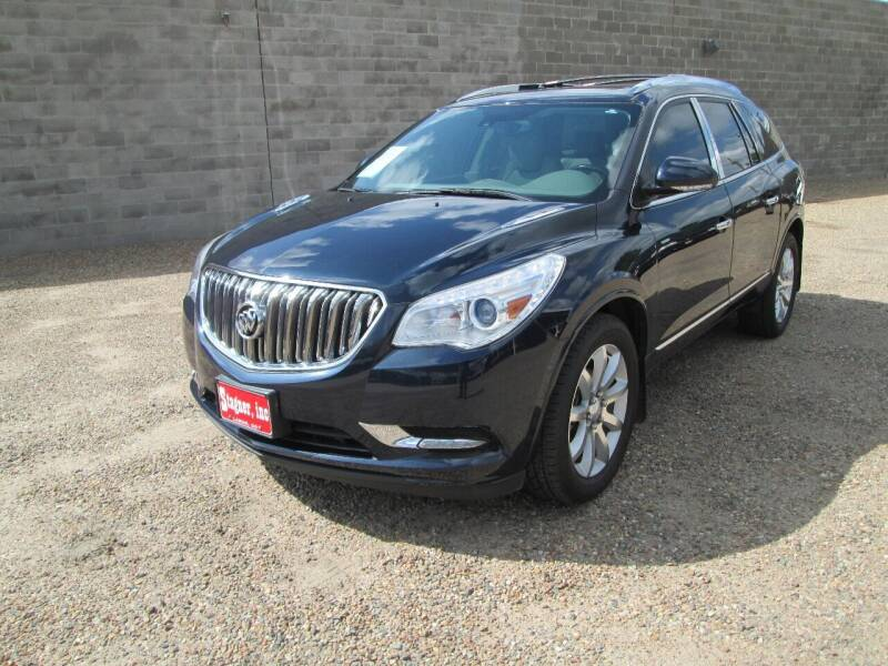 2015 Buick Enclave for sale at Stagner INC in Lamar CO