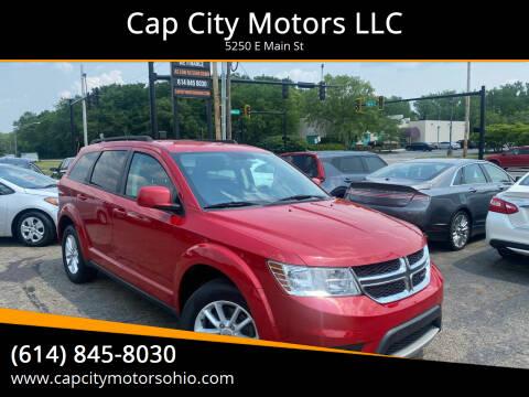 2015 Dodge Journey for sale at Cap City Motors LLC in Columbus OH