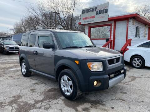 2005 Honda Element for sale at Crosby Auto LLC in Kansas City MO