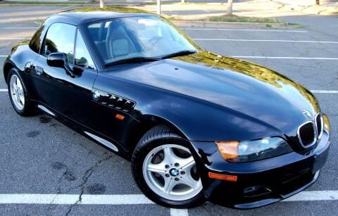 1999 BMW Z3 for sale at Bimmer Sales LTD in Great Falls VA