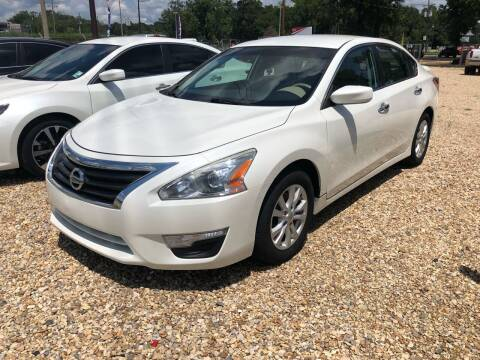 2014 Nissan Altima for sale at Community Auto Specialist in Gonzales LA