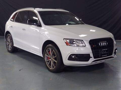 2017 Audi SQ5 for sale at DeluxeNJ.com in Linden NJ