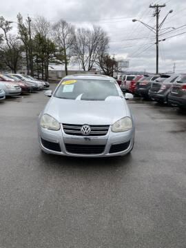 2005 Volkswagen Jetta for sale at Elite Motors in Knoxville TN