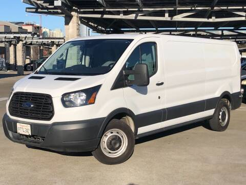 2016 Ford Transit Cargo for sale at CITY MOTOR SALES in San Francisco CA