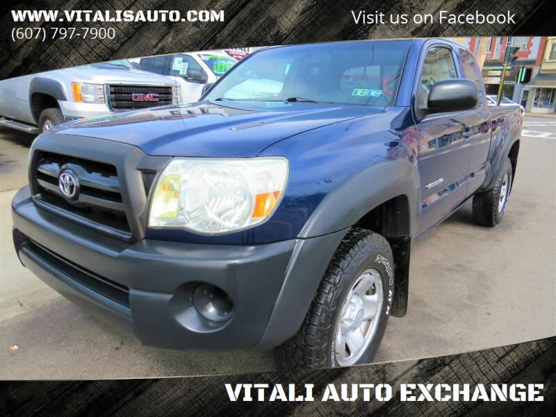 2008 Toyota Tacoma for sale at VITALI AUTO EXCHANGE in Johnson City NY