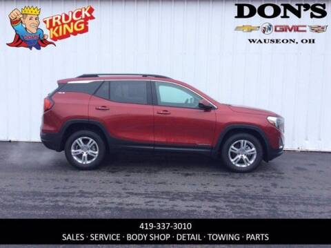 2020 GMC Terrain for sale at DON'S CHEVY, BUICK-GMC & CADILLAC in Wauseon OH