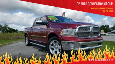 2015 RAM Ram Pickup 1500 for sale at GP Auto Connection Group in Haines City FL