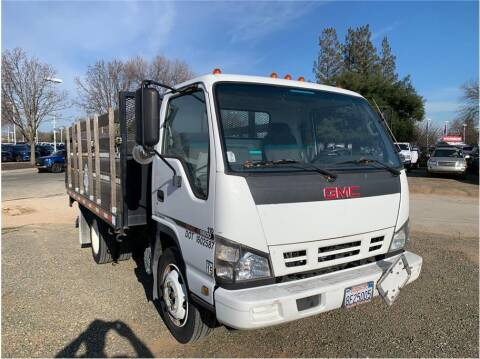 2007 GMC W5500 for sale at KARS R US in Modesto CA