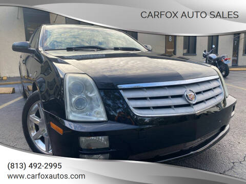 2005 Cadillac STS for sale at Carfox Auto Sales in Tampa FL
