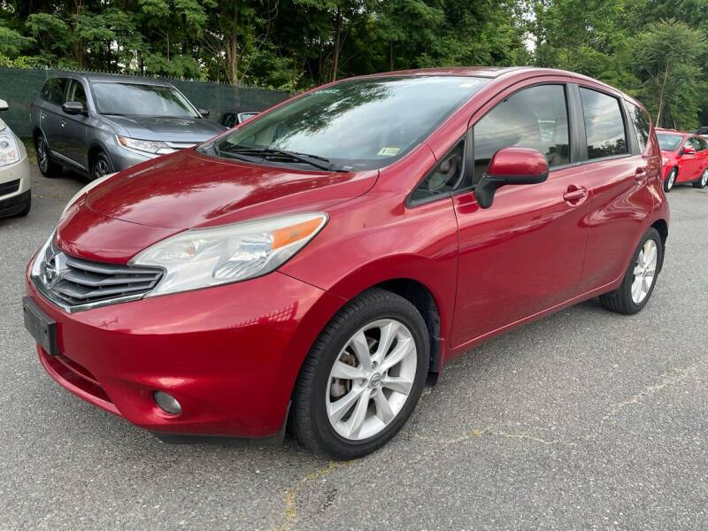 2014 Nissan Versa Note for sale at Dream Auto Group in Dumfries VA