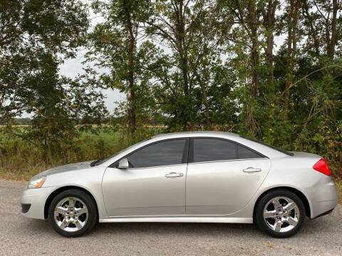 2010 Pontiac G6 for sale at RAYBURN MOTORS in Murray KY