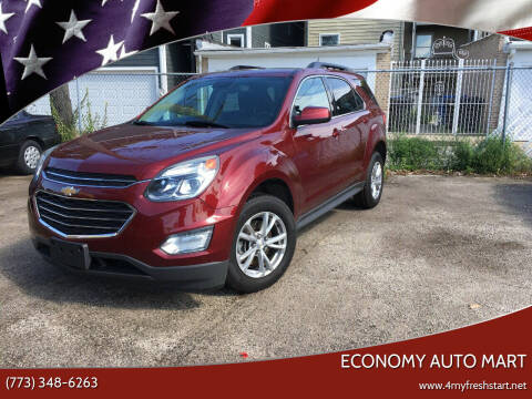 2016 Chevrolet Equinox for sale at ECONOMY AUTO MART in Chicago IL