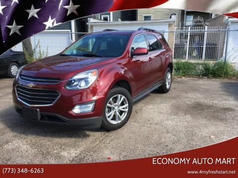 2016 Chevrolet Equinox for sale at ECONOMY AUTO MART in Chicago IL