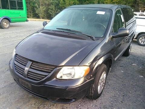 2007 Dodge Grand Caravan for sale at Delong Motors in Fredericksburg VA