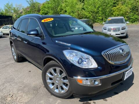 2011 Buick Enclave for sale at Bob Karl's Sales & Service in Troy NY