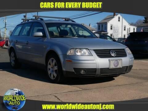 2002 Volkswagen Passat for sale at Worldwide Auto in Hamilton NJ