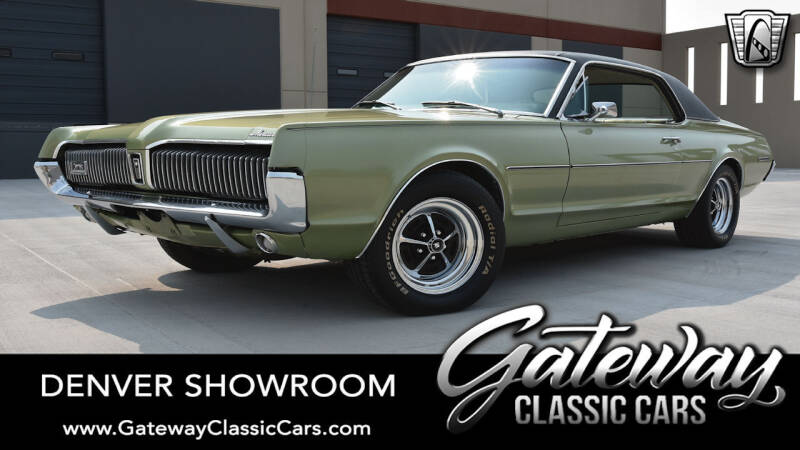 1967 Mercury Cougar for sale in Englewood, CO