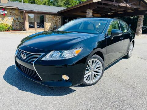 2013 Lexus ES 350 for sale at Classic Luxury Motors in Buford GA
