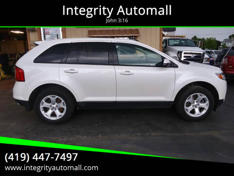 2014 Ford Edge for sale at Integrity Automall in Tiffin OH