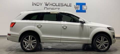 2015 Audi Q7 for sale at Indy Wholesale Direct in Carmel IN