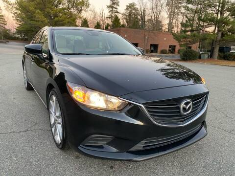 2015 Mazda MAZDA6 for sale at Triangle Motors Inc in Raleigh NC