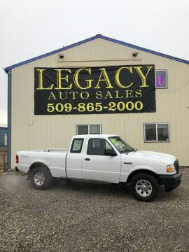 2011 Ford Ranger for sale at Legacy Auto Sales in Toppenish WA