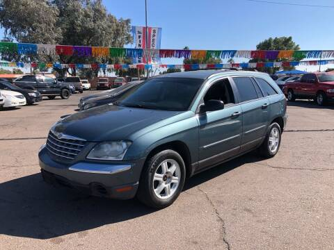 2005 Chrysler Pacifica for sale at Valley Auto Center in Phoenix AZ
