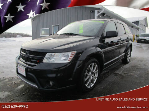2012 Dodge Journey for sale at Lifetime Auto Sales and Service in West Bend WI