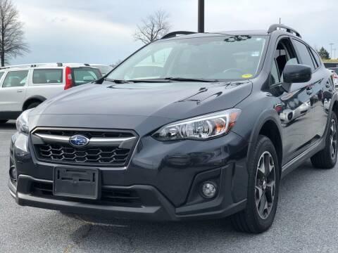 2018 Subaru Crosstrek for sale at SILVER ARROW AUTO SALES CORPORATION in Newark NJ