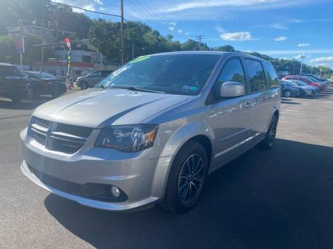 2017 Dodge Grand Caravan for sale at Ultra 1 Motors in Pittsburgh PA